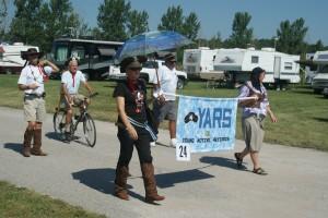 YARs Walking Unit