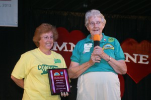 Dianna Dains, CT - Best State Director Award
