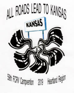 2019 Campvention - All Roads Lead To Kansas